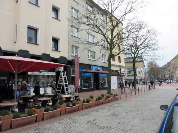 Münsterstrasse Dortmund, Geschäftsstraße