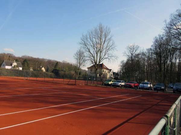 Tennisplätze am Grävingholz