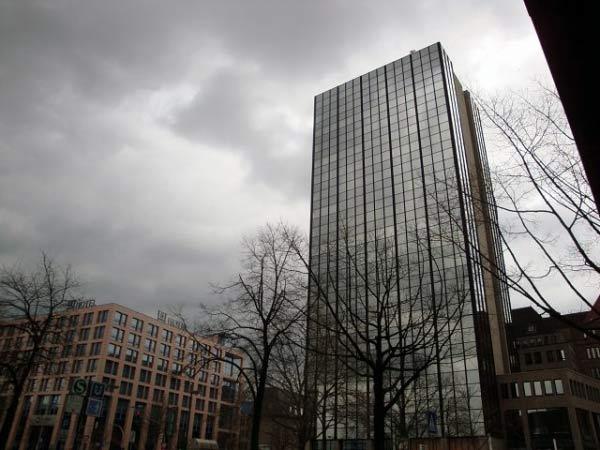 Wolkenkratzer Dortmund