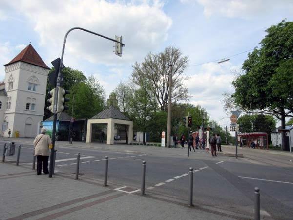 Hauptkreuzung Dorstfeld