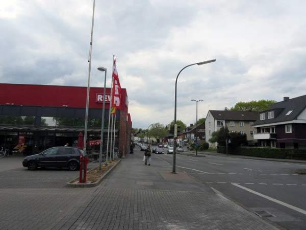 Bayrische Straße, Dortmund-Eving
