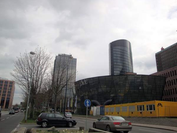 Hochhäuser Dortmund