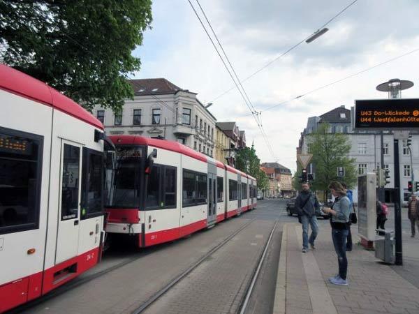 U-Bahn Dortmund-Dorstfeld