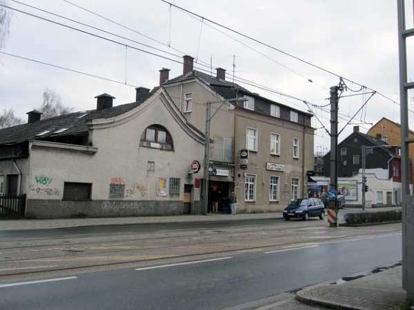 Ehemalige Gaststätte Franke und ehemaliges Kino