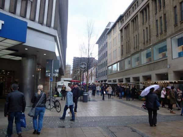 Dortmund Hansastraße Markt