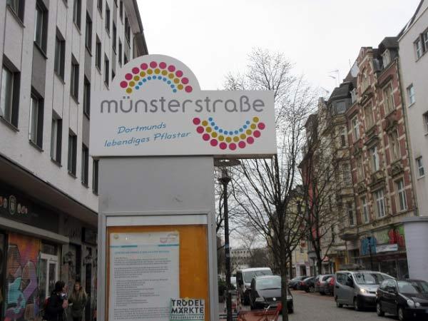 Münsterstraße, Dortmund