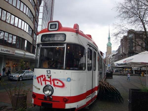 Historische Strassenbahn Linie 403