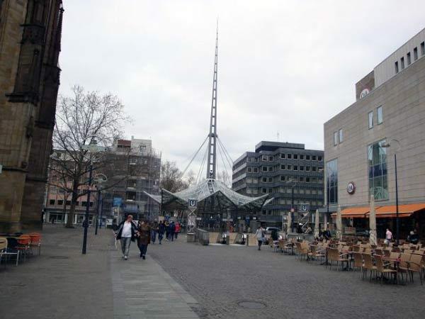 Willi-Brand-Platz, Dortmund