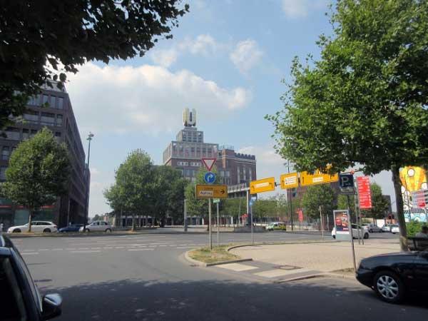 Dortmunder U, Westentor