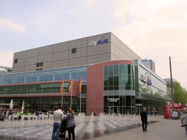 Duisburg Zentrum - CityPalais