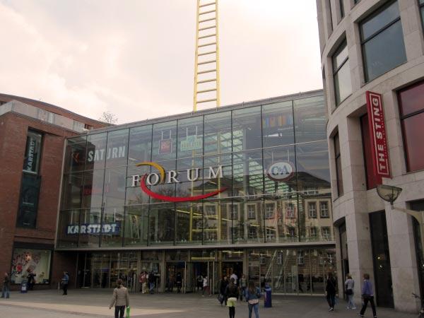 Forum-Galerie Duisburg Zentrum