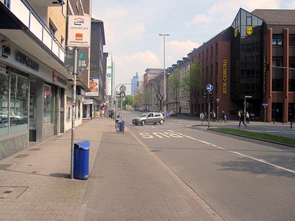 Friedrich-Wilhelm-Straße Duisburg