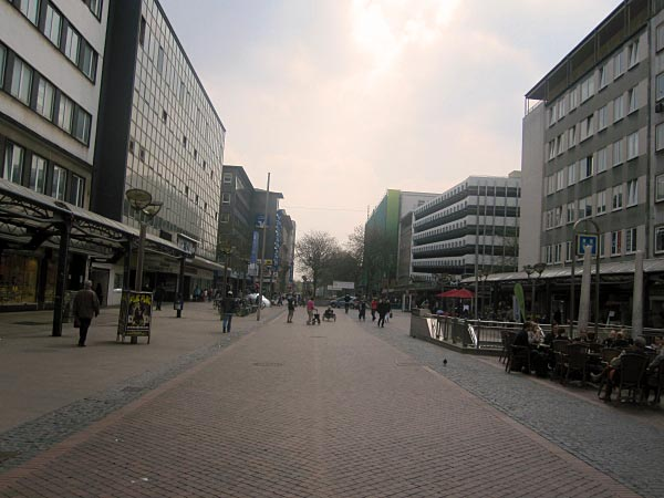 Duisburg Königstrasse