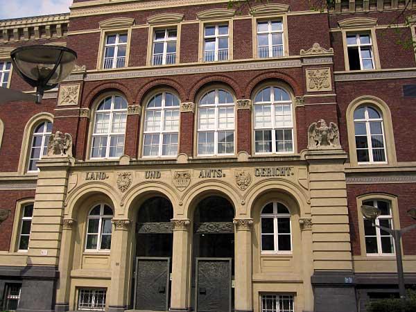 Duisburg Land- und Amtsgericht