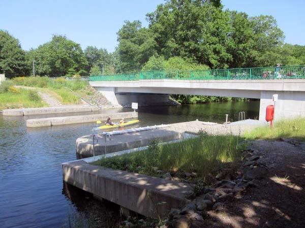 Brücke Stever