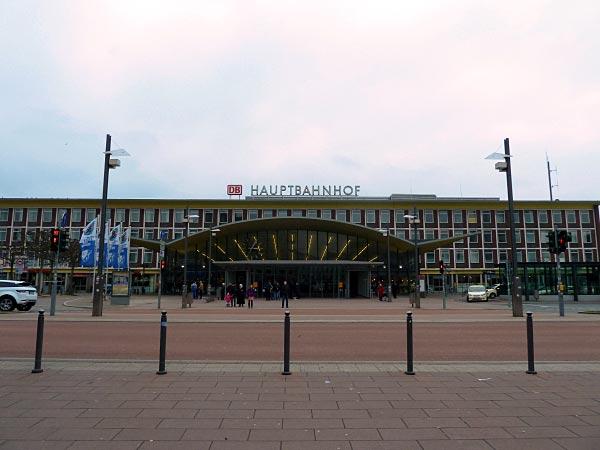 Hauptbahnhof Bochum