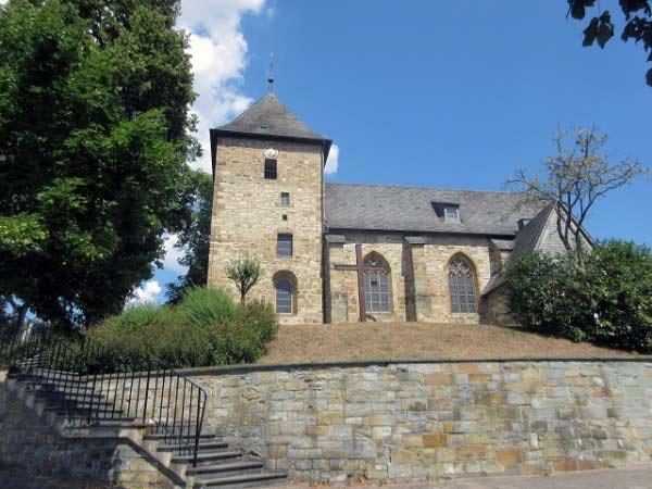 Kirche Hegensdorf