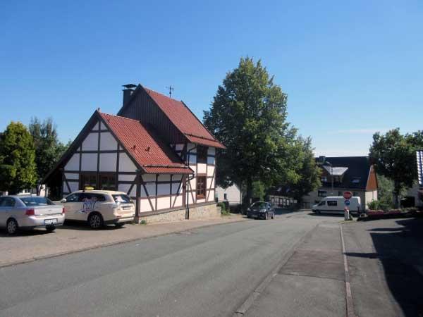 Historischer Speicher am Stadtring