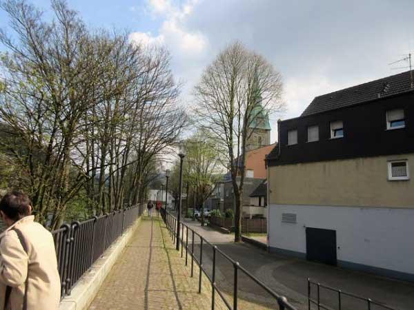 Lenne-Promenade in Hohenlimburg