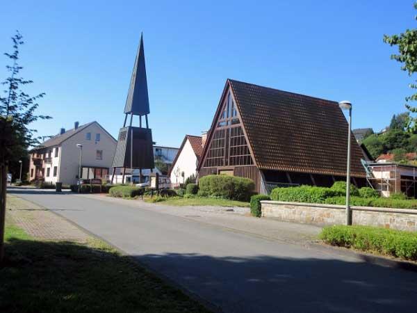 Kirche In den Erlen