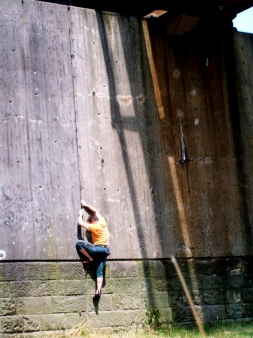 Klettern im Ruhrgebiet