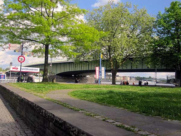 Köln-Deutzer-Brücke