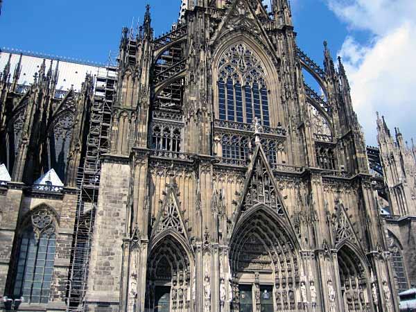 Köln Dom, Seitenportal
