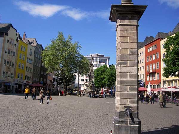 Heumarkt, Köln
