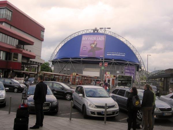 Musical Dome - Oper Köln am Dom