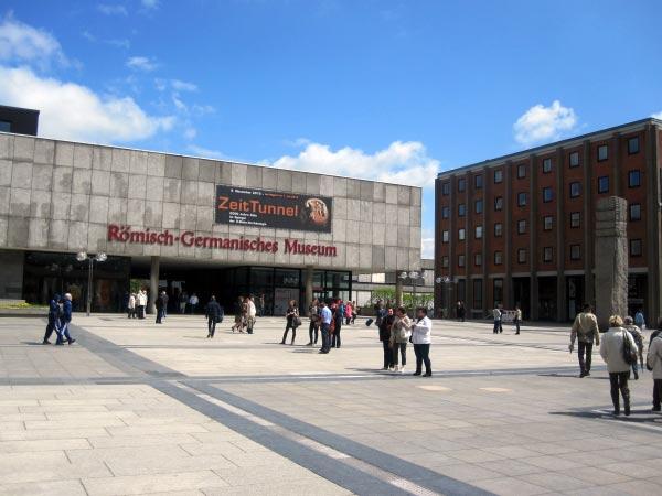 Römisch-Germanisches Museum am Kölner Dom, Köln