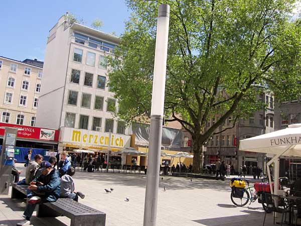 Wallrafplatz Köln