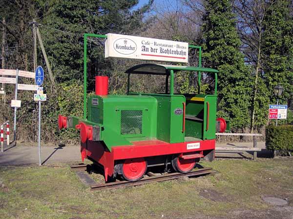 Kohlenbahn