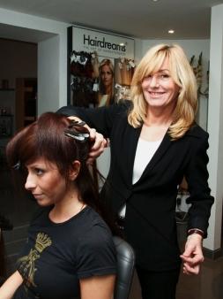 Hairfashion VB kompentente Beratung