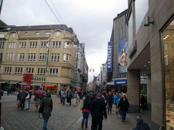 Westenhellweg / Hansastraße