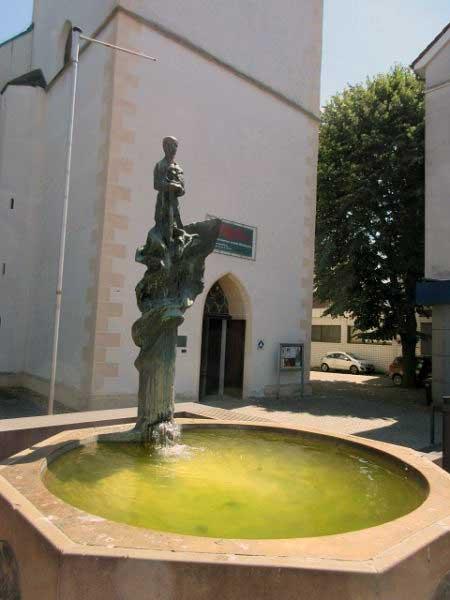 Brunnen St. Georg