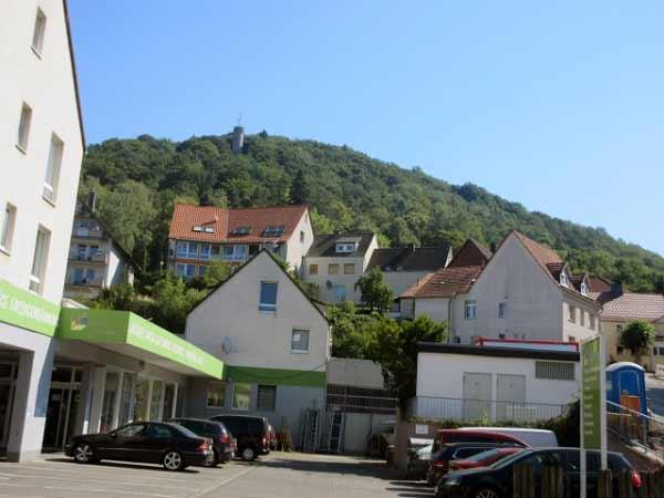 Marsberg mit Bilsteinturm
