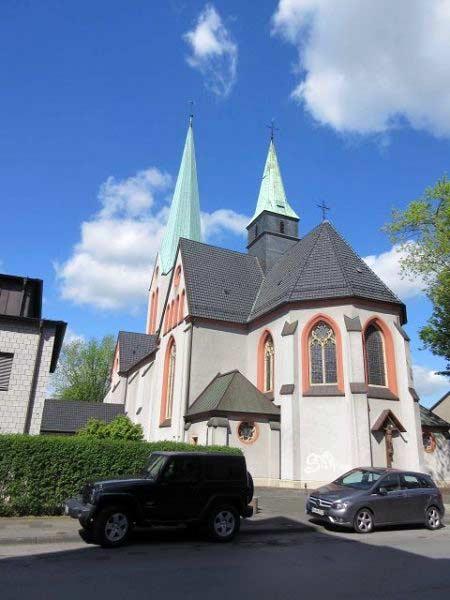 Mengede Kirche