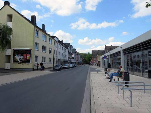 Siegburgstraße Süden
