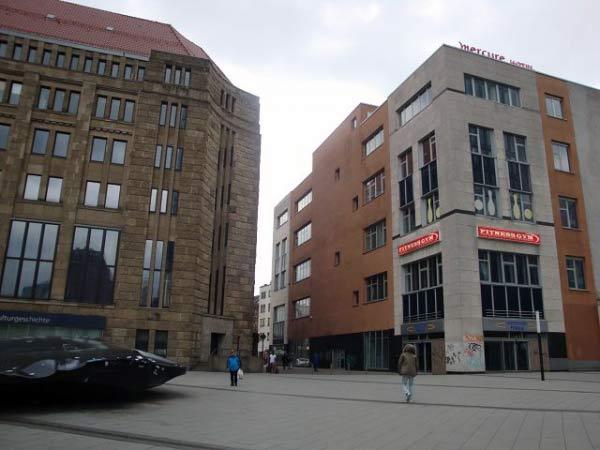 Mercure Hotel Dortmund City - Platz von Amiens