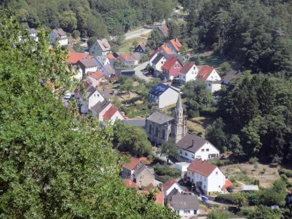 Niedermarsberg Stadtteile