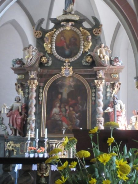 Wunderbarer Altar