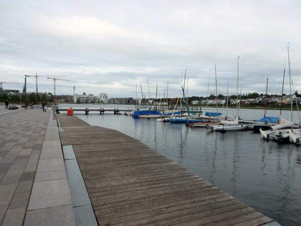 Segelhafen Phoenixsee