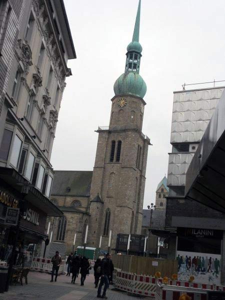 Reinoldikirche, Wahrzeichen Dortmunds