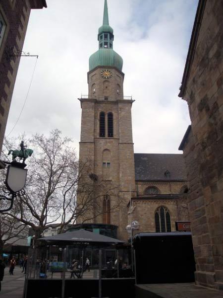 Reinoldikirche - Kirchturm