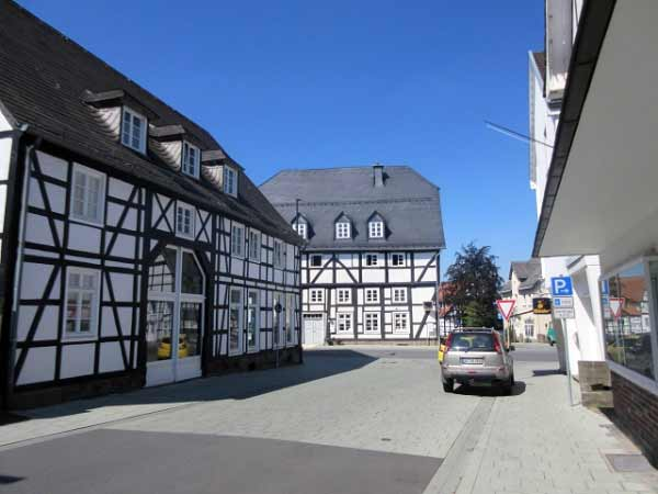 Haus Buuck, Rüthen