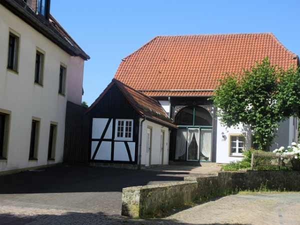 Rüthen, alte Gebäude