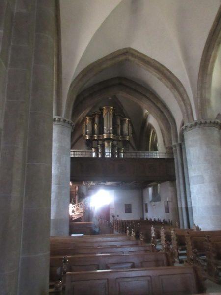 Rüthen, St. Nikolaus-Kirche - Orgel