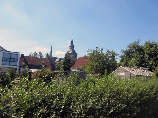 Rüthen Nikolauskirche