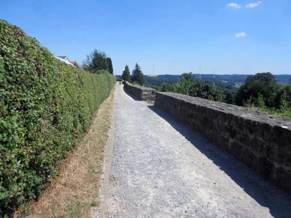 Rundweg Stadtmauer