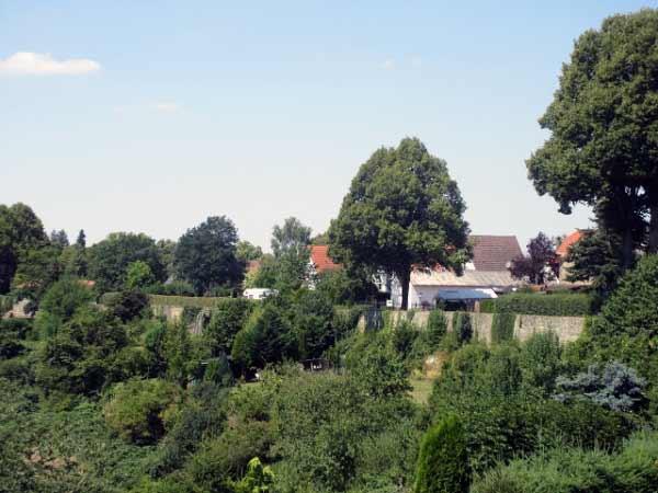 Stadtmauer im Grünen, Rüthen